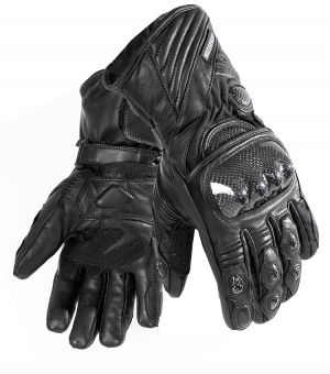 Black Element Thermal Leather BLACK 52780106 MC HANDSKAR